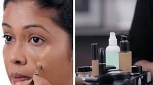 how to apply concealer to hide dark circles pimples and pigmentation glamrs