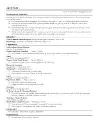 Production Worker Resume Sample Resume Seattle Project Manager