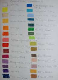 Caran D Ache Pablo Color Chart Caran D Ache Luminance Color Chart Best Picture Of Chart