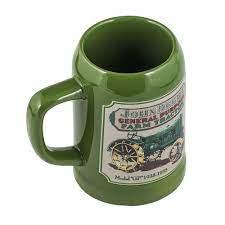 Image result for john deere coffee mug. John Deere Licensed Green Tractor 17 Ounce Ceramic Stoneware Coffee Mug Walmart Com Walmart Com