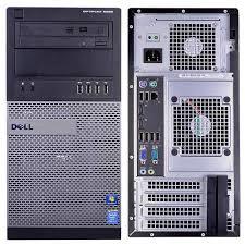Dell Optiplex 9010 Quad Core I5 Mini Tower Windows 7 Computer