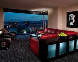 Elara, A Hilton Grand Vacations Hotel Center Strip, NV   Suite Living Area