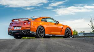 2017 Nissan GT-R supercar drive review, photos specs and horsepower