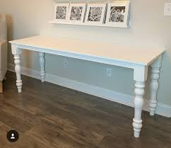 unfinished cote farmhouse dining table legs turned wood legs design 59 inc