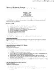 Clerical Resume Template Adorable Clerical Resume Samples Download Clerical Resume Sample Admin