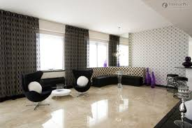 Small Living Room Curtain Modern Curtains Striped Modern Curtains For The Bedroom Elegant
