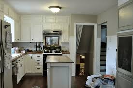 Split Level Kitchen Remodel Our Home Befores And Afters