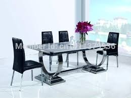 modern dining table design philippines chandelier style new fashion living room furniture stainless steel winsome ro