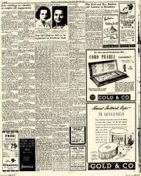 Lincoln Nebraska State Journal Archives, May 18, 1941, p. 28