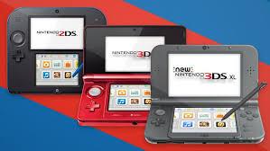 Nintendo 3ds Game Charts Nintendo 2ds Vs 3ds Vs 3ds Xl Battle Of The Handhelds