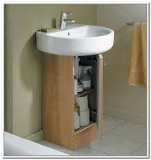 bathroom pedestal sinks. Bathroom Pedestal Sink With Storage Cabinets Sinks