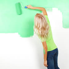 painting a wallHow to paint a room Painting tips  HireRush Blog
