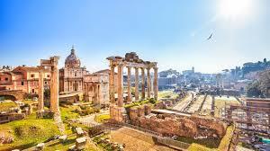Promenades Touristiques Rome Litalie Visite Touristique Colisée
