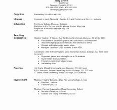 objective for teaching resume teacher objectives for resumes beautiful objectives for teacher