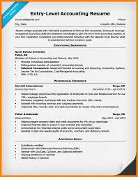 9 Cpa Resume Examples Weddingsinger On The Road