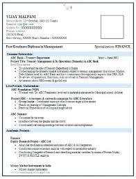 Resume Format Downloads Putasgae Info
