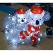 Christmas Shop Online - 36cm Christmas Koala with Baby