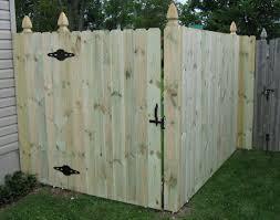 innovative ideas treated wood fence posts pressure treated sadler fence and staining llc