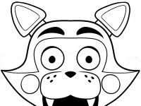 Five Nights At Freddys Coloring Pages Print And Color Idea 15