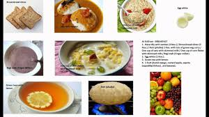 Weight Loss Food Chart Diet Chart For Weight Loss