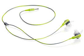 bose gym headphones. bose® sie2 sport in-ear headphones, grün, mit reebok® armband bose gym headphones o