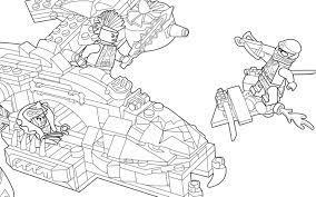 Lego ninjago season 6 coloring pages