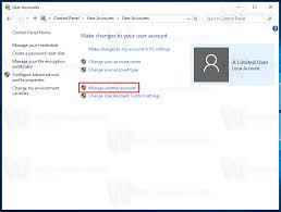How To Make Another Account On Windows 10 Find If Your Account Is Administrator In Windows 10