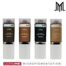 Doreme Conc Microblading Pigment Spmu Eyebrow Permanent Makeup