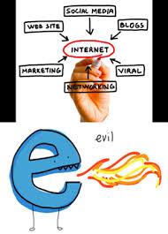 advantages and disadvantages of internet
