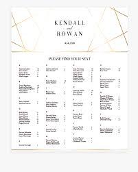 Clip Art Free Printable Wedding Seating Chart Template