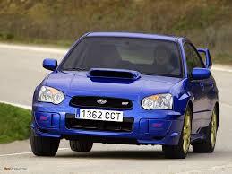 Subaru Impreza WRX STi 2003–05 wallpapers (1024x768)