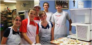 soup kitchen volunteer opportunities near me