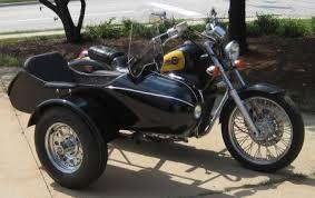 rocketteer side car motorcycle sidecar kit yamaha models