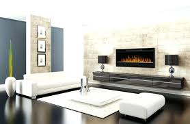 wall mount electric fireplace or recessed how to install a flush in flush mount electric fireplace