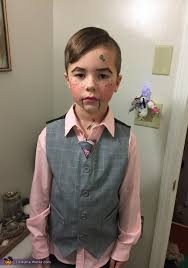 ventriloquist dummy costume