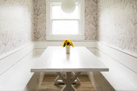 DIY Dining Nooks and Banquettes | OhMeOhMy Blog