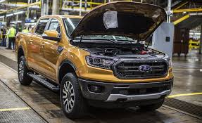 2019 Ford Ranger Production Begins – Preordering Open to Customers