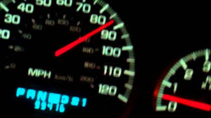 2004 Chevy Impala Speedometer Problems - YouTube