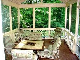 furniture for screened in porch. Screened Patio Furniture Screen Porch Idea Design For Ideas . In