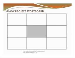 25 Images Of Project Storyboard Template Leseriail Com