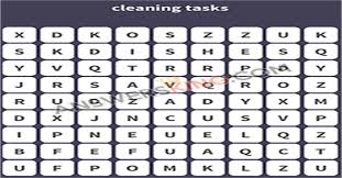 word whizzle search level 325 answers funse laundry word whizzle