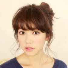 画像あり桐谷美玲の様々なパターンの髪型をまとめてみました