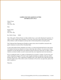 Absence Letter For School Sample Sample Leave Letter School Teacher Best Letter Format From School To