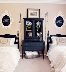 refinishing bedroom furniture ideas. guest bedroom before u0026 after with craigslist furniture refinishing ideas e