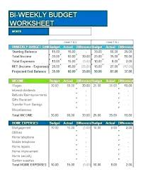 Google Spreadsheets Budget Template Home Budget Template