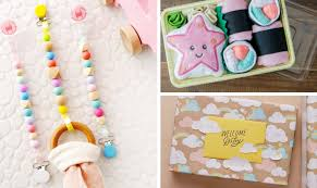 20 diy baby shower gifts you ll be excited to make