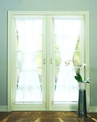 panel curtains for sliding glass doors medium size of single panel curtain for sliding glass door