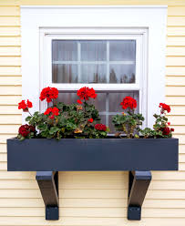 Diy Window Boxes How To Build A Window Box Planter Easy Beginner Diy Planters