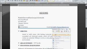 Create A Simple Resumes Make A Simple Resume Create Simple Resume Science Resume
