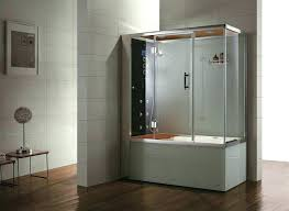 steam shower whirlpool bath enclosure cabin eagle left and combo unit l 2 jacuzzi with combination